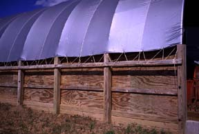 Hoop Structures For Swine Leopold Center For Sustainable