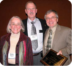 2005 Spencer award