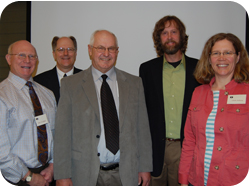 2011 awardees and presenters