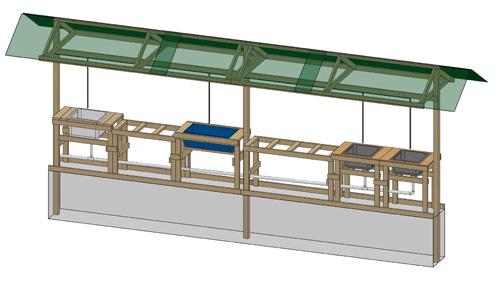 Vegetable Wash Station Design 1